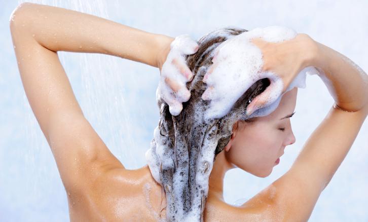 Kết quả hình ảnh cho washing hair